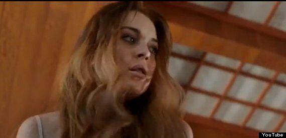 Lindsay Lohan 'The Canyons' Trailer Debuts As Director Says 'Lohan Has More Natural Acting Talent Than...