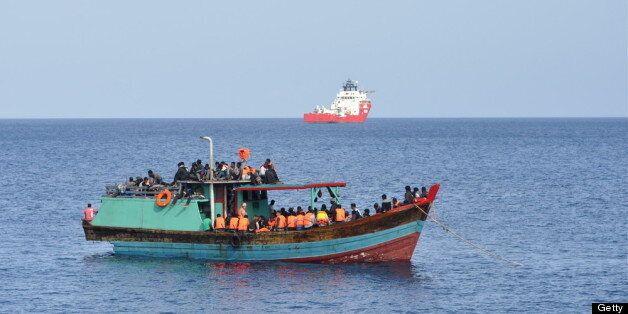 Australian boat asylum