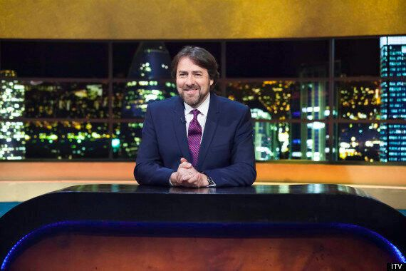 Jonathan Ross Extends ITV Chat Show Deal - Are You Glad?