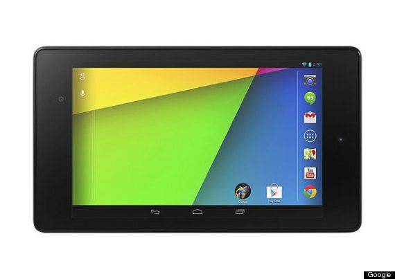 Google Nexus 7 2013 Launch: New Tablet, Android 4.3 And More