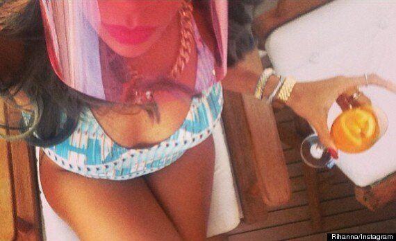 Rihanna vs Kate Upton - Who Is The Hotter Beach Babe?