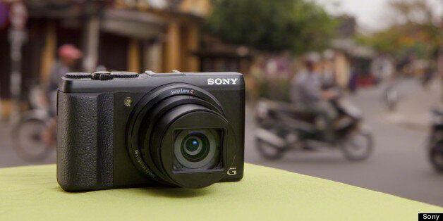 Sony HX50 Digital Compact
