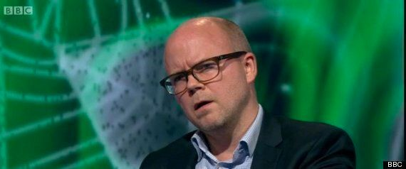 Stella Creasy Shames Toby Young For Breasts Tweet In Newsnight Twitter
