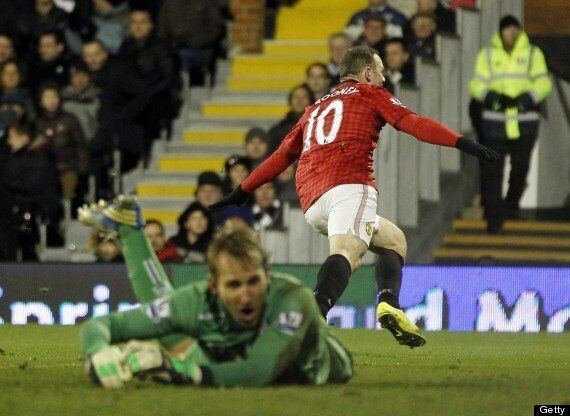 Manchester United Reject Chelsea's £30m Wayne Rooney