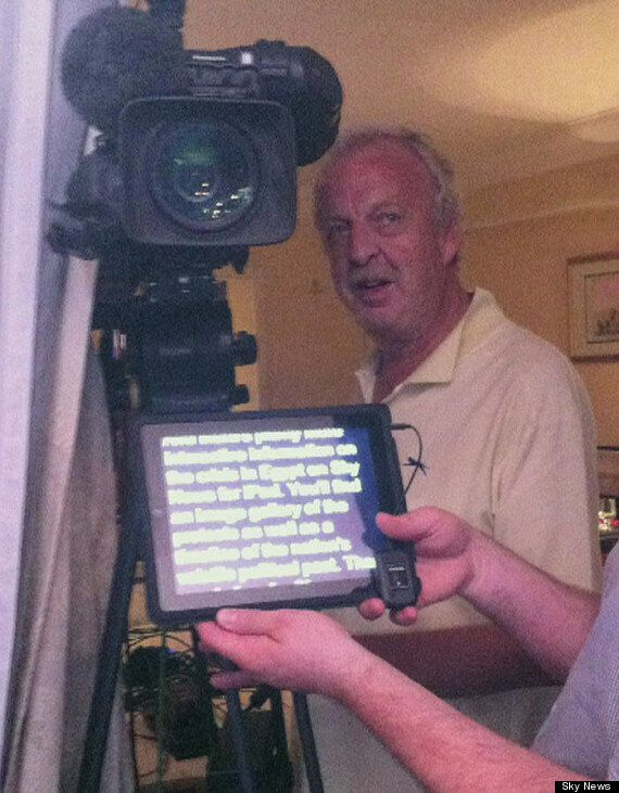 Mick Deane, Sky News Cameraman, Shot And Killed In Egypt
