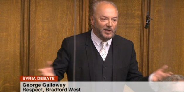 George Galloway: 'Assad's Bad Enough, Is He Mad