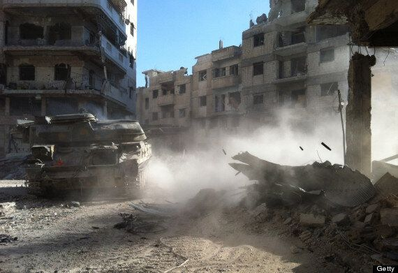 Syria Vote: Cameron Rules Out British Military Intervention