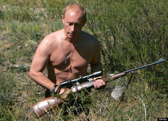 Vladimir Putin, The Next Nobel Peace Prize