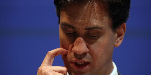 Labour leader Ed Miliband has refused to commit to scrapping the