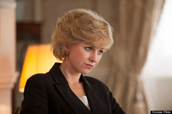 'Diana': Naomi Watts Tells HuffPostUK The Princess Of Wales's Martin Bashir Interview Was The Hardest...