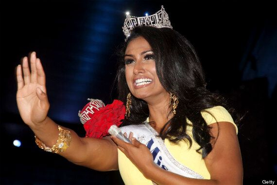 Miss America Winner, Nina Davuluri, Called 'Muslim Terrorist' On Twitter (She's A