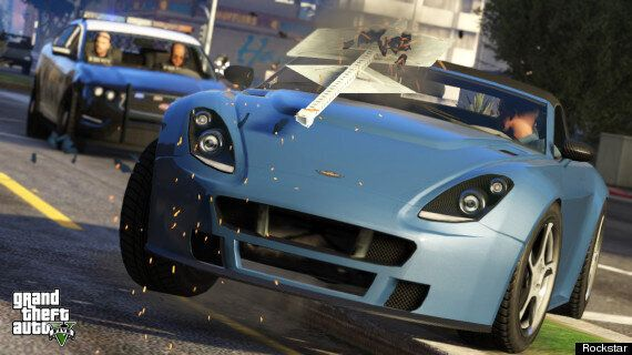 GTA 5 Review: The Verdict Is In For Grand Theft Auto 5