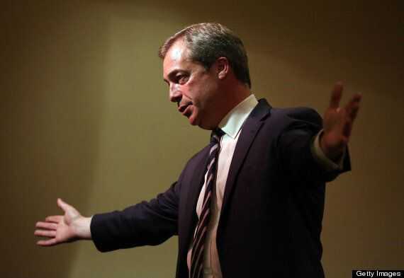 Ukip Leader Nigel Farage Accused Of Being A School 'Fascist' And 'Bully' Ahead Of Conference