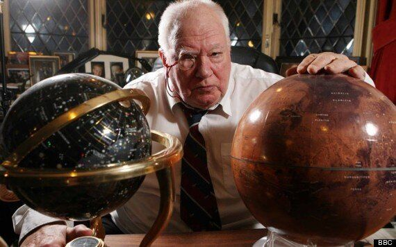 'The Sky At Night' Faces Axe Following Sir Patrick Moore's Death - Should BBC's Longest-Running Programme...