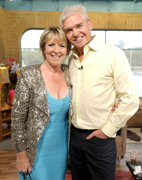 Phillip Schofield: 'I Am Gutted Fern Britton Won't Be At This Morning's 25th Anniversary