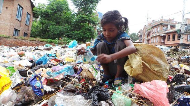 Meet Kanchi Tamang, Nepalese Waste