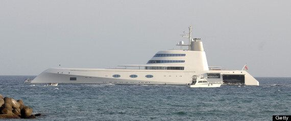 Andrey Melnichenko Sues Dulux Owner For £62m Over 'Unsatisfactory' Yacht