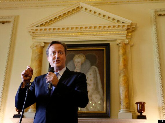 David Cameron Says Surveillance By GCHQ And NSA Are Aimed At Protecting Public