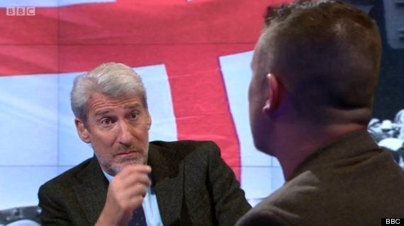 Why Did Jeremy Paxman Give Tommy Robinson Such An Easy Time On