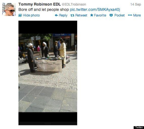 EDL-Ex Leaders Tommy Robinson And Kevin Carroll's Views On Islam: Have They Really