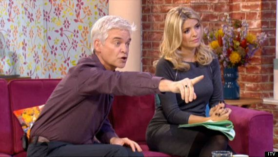 Phillip Schofield Breaks Up War Of Words As Katie Hopkins Debates Child Obesity On 'This Morning'