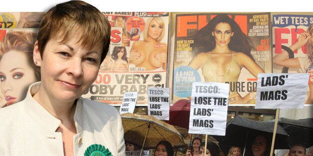 Lads' Mags Should Be Banned, Say Almost Half Of The