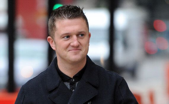 Tommy Robinson And Kevin Carroll's EDL March Court Case Dropped Due To 'Insufficient