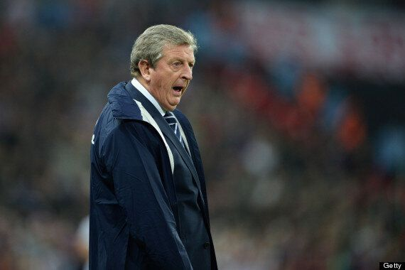 Kick It Out Want FA To Investigate Roy Hodgson 'Monkey' Remark
