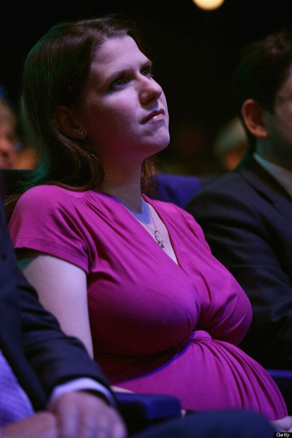 Pregnant Jo Swinson: 'Sexist' To Be Offered