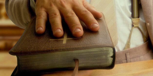 Bible Oaths Could Be Axed In Courts In England And