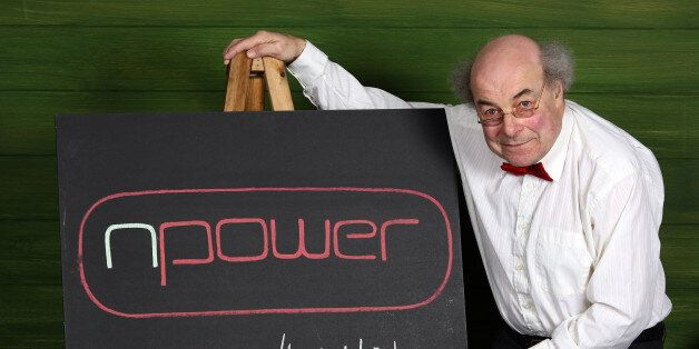 LONDON - APRIL 21: Prof. Heinz Wolff explodes the myth that science is for geeks as he launches npower's...
