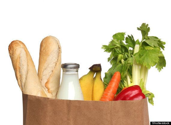 Brits Are Buying Too Much Food - Survey Reveals We Bin Over