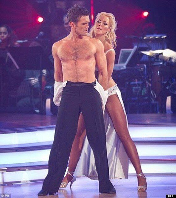 'Strictly Come Dancing': BBC Denies Banning Naked Male Chests - But Do They Offend You?