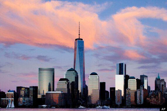 Banksy Slams New World Trade Centre As Evidence 9/11 'Terrorists