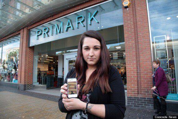 Primark 'Bans' Shopper For Photographing 'Mr Christmas'