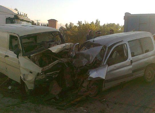 Benslimane: quatre personnes meurent dans un accident de la