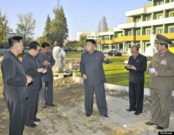 China Competes With North Korea In The Crap Photoshop Stakes
