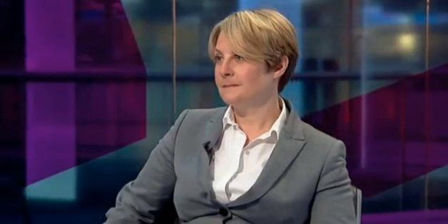 Barbara Hewson, a human rights barrister at Hardwicke