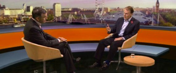 Andrew Marr Tells Steve Coogan: I Can See Why Newspapers Are