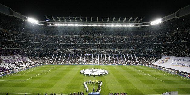Real Madrid In Talks With Microsoft Over Renaming Santiago Bernabéu