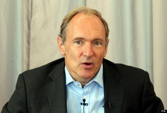 Tim Berners-Lee Speaks Out On Whistleblowers As MPs Urge Guardian Editor To Censor