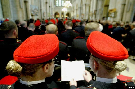 'I Vow To Thee My Country' Could Be 'Obscene', Says Church Of England Vicar Gordon