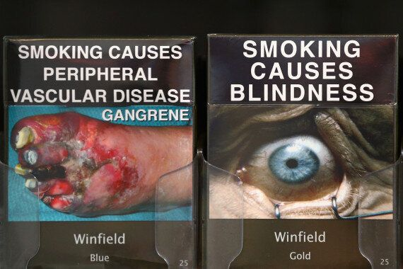 Cigarette Packaging U-Turn As Cameron Is Set To Announce Ban On