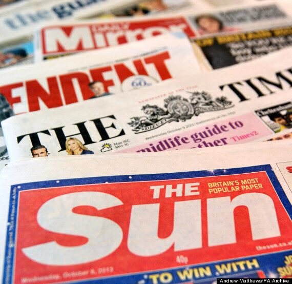 British Newspaper Editors Described As 'Angry Donkeys' By Former Sun Boss David