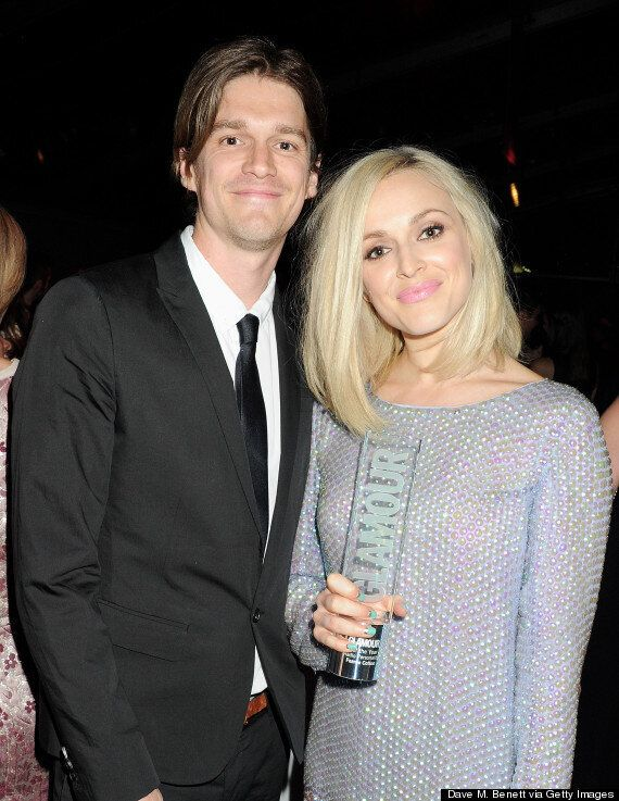 Fearne Cotton Engaged To Jesse