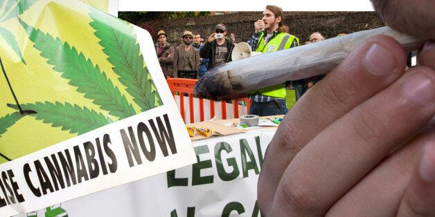 Legalising Cannabis In Britain, Like Uruguay, 'Would Save