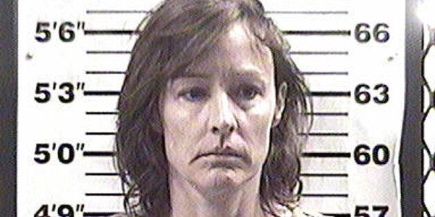 Jennifer McCarthy was charged with aggravated assault on a household
