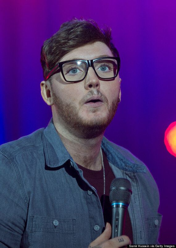 James Arthur Claims Twitter Was Hacked Following Brit Awards