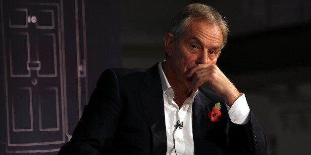 Blair backs Egypt's
