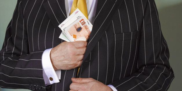 Banks Paid Twice As Much In Bonuses As Tax Since 2008